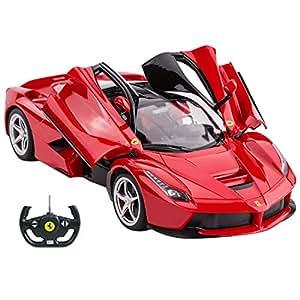 Buy Rastar 1 14 La Ferrari Rc Car With Opening Doors