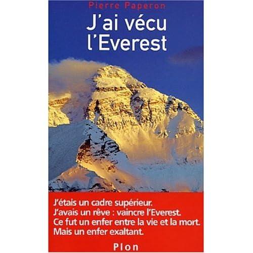J'ai vécu l'Everest