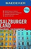 Baedeker Reiseführer Salzburger Land, Salzburg, Salzkammergut: mit GROSSER REISEKARTE