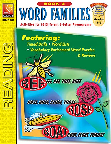 WORD FAMILIES (BOOK 2) (English Edition) eBook: Gregory Hunter ...