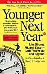 Turn back your biological clock. A breakthrough book for men--as much fun to read as it is persuasive--Younger Next Year draws on the very latest science of aging to show how men 50 or older can become functionally younger every year for the next fiv...