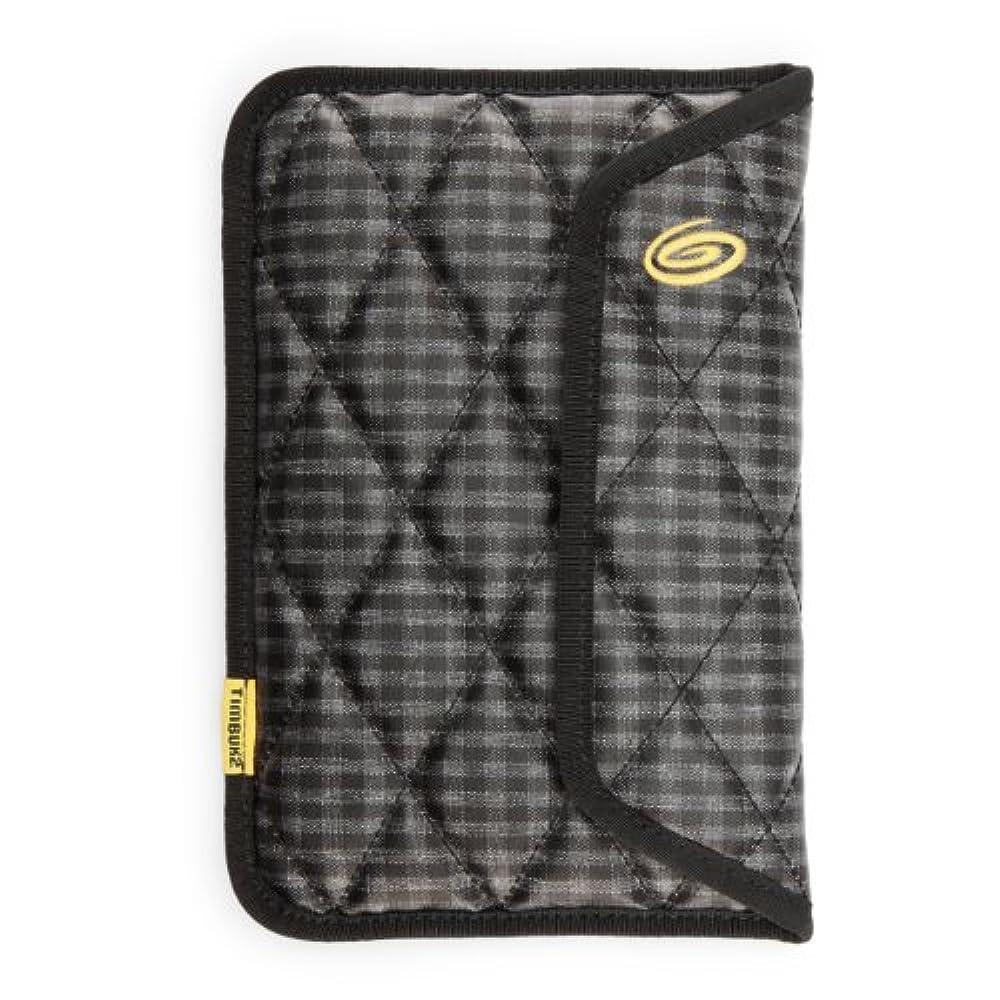 Timbuk2 Plush Sleeve mit stoßdämpfendem Memory Foam für 7-Zoll-Tablets, Indie Plaid/Schwarz