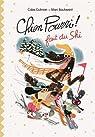Chien Pourri fait du ski par Boutavant