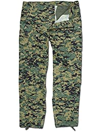 Feldhose ACU digital woodland