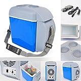 7.512V Tragbare Auto Kühler Erwärmung Mini Travel Kühlschrank Camping refrigrator