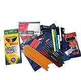Plume, crayon, et d'écriture Essentials d'école d'Bundle pour, milieu, alimentation, et les étudiants de High School