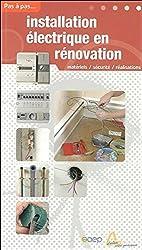 Installation électrique en rénovation