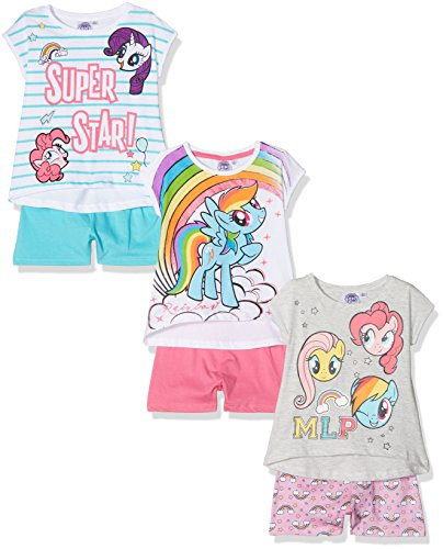 FABTASTICS Girl's Havanna Sleeveless Pyjama Set