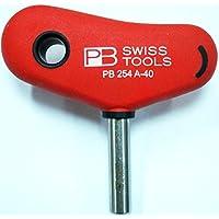 Poignée en T Tournevis magnétique avec poignée rigide pour 1/10,2cm Embouts–Swiss Made