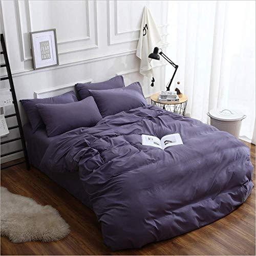SHJIA Bettwäsche Familie Größe Bettbezug-Set Bettwäsche Sets Größe Bettwäsche Einzigen Königin Doppel Super König