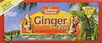 Caribbean Dreams Ginger Tea, 24 Tea Bags(1.34oz)