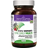 Best New Chapter Vitamins And Supplements - 96 count: New Chapter Every Woman's One Daily Review