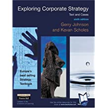 Exploring Corporate Strategy (6th Edition)