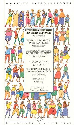 Déclaration universelle des droits de l'Homme...