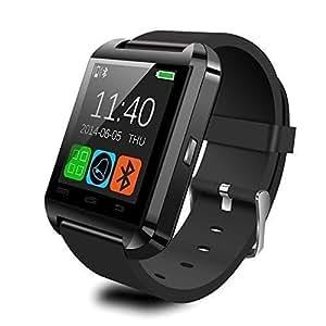 TOKUYI® Neuf U8 Bluetooth Smart watch intelligente montre avec l'ecran tactile Wrist Wrap Montre téléphone pour smartphone Android IOS Iphone Samsung Galaxy HTC,Sony LG