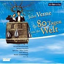 In 80 Tagen um die Welt, 2 Audio-CDs