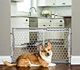 Best Dog Gate - Carlson Pet Products 2323 DS Easy Fit Plastic Review
