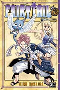 Fairy Tail Edition limitée Tome 62