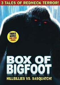 Box Of Bigfoot: Hillbillies Vs. Sasquatch (3 Movie Pack) [DVD] [2012] [NTSC]