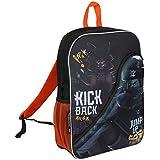 Boys Girls Character Backpacks Kids Back to School Lunch Book Bag Travel Nursery Rucksack