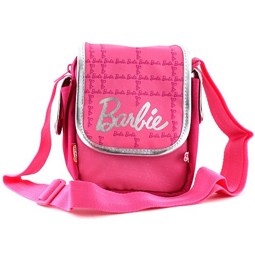 Barbie Cartable Sacoche 21 cm (Rose)