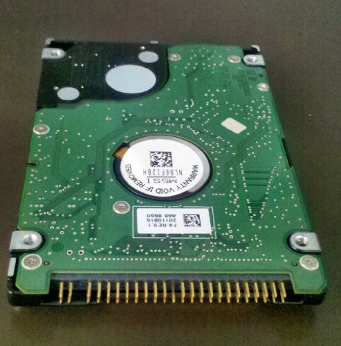 Rpm-notebook-ide-festplatten (Seagate Momentus 5400.3 ST9160821A)