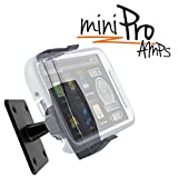 iBolt MiniPro amperios Universal Soporte de Coche para iPhone 5/6/6S Plus/7/8/X, Samsung Galaxy S8/S7/Nota 4/Nota 5/Nota 8, DE Sony, LG, Motox, HTC 's-Viene con Múltiples Opciones de Montaje