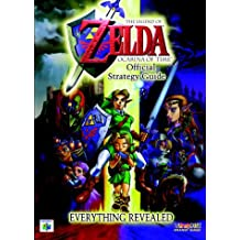 The Legend of Zelda Ocarina of Time : Official Strategy Guide