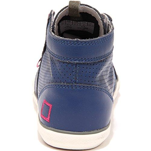 29586 sneaker DATE scarpa donna shoes women Blu
