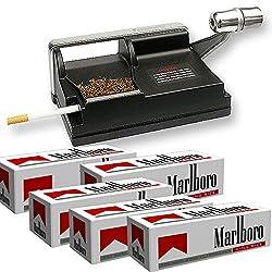 Powermatic 1 + 1000 Marlboro Premium Hülsen