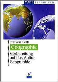 Vorbereitung auf das Abitur, Geographie: Amazon.de