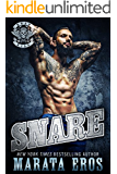 Snare: A Dark Alpha Motorcycle Club Romance Novel (Road Kill MC Book 4)