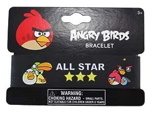 angry birds gummi armband spielzeug. Black Bedroom Furniture Sets. Home Design Ideas