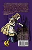 Front cover for the book Elucidating Alice: A Textual Commentary on Alice's Adventures in Wonderland by Lewis Carroll