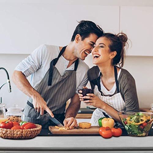 Greensen Edelstahl Arbeitstisch Küchentisch Edelstahltisch Gastro Tisch Küche Zubereitungstisch mit Aufkantung Zweischichtiger Edelstahl Tisch für Küche Bar Restaurant Schule