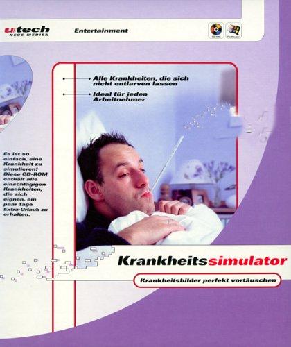 Krankheits-Simulator. CD-ROM für Windows 95/98/ ME/ NT/2000. Im Jewelcase