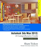 Autodesk 3ds Max 2012: A Comprehensive Guide (English Edition)