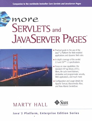 [(More Servlets and Javaserver Pages)] [By (author) Marty Hall] published on (December, 2001)