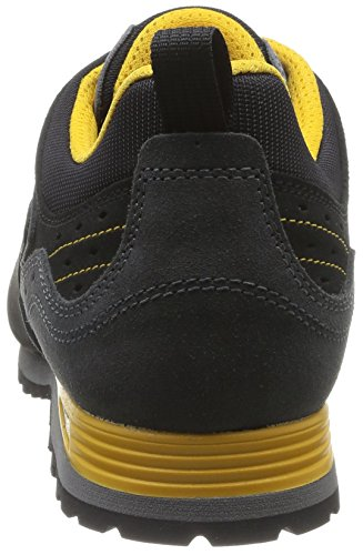 Asolo Salyan Mm, Chaussures de randonnée basses homme Gris (A610 Grey/Graphite)