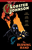 Lobster Johnson Volume 2: The Burning Hand