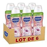 Monsavon Déodorant Femme Spray Anti Transpirant Fleur de Cerisier 100ml - Pack de 6