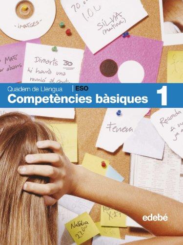Quadern de Competències Bàsiques Llengua 1-9788423685257