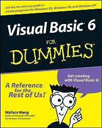 Visual Basic 6 for Dummies