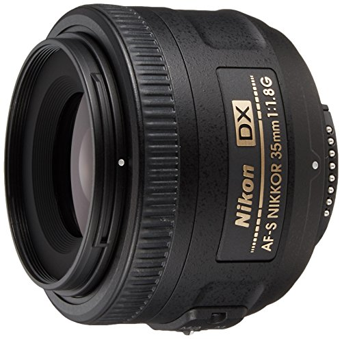 Nikon 35 mm/F 1,8 G DX-35 mm Objektiv (Nikon F-Anschluss,True) True Hd-lcd-display