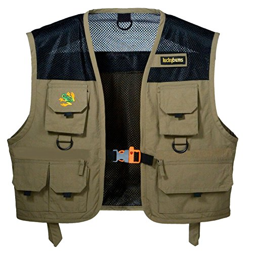 lucky-bums-kids-fishing-and-adventure-vest-tan-large