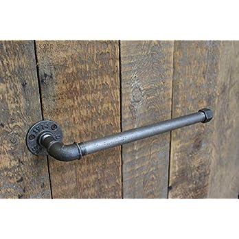 Küchenrollenhalter Rohr Industrial Style Loft