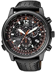 Citizen Herren-Armbanduhr Promaster Sky Chronograph Quarz AS4025-08E
