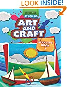 #8: My Book of Art & Craft Part - 1