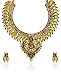 Zaveri Pearls Traditional Ginni Laxmi Ha...