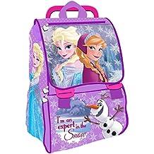 23faaa5a84 FROZEN ZAINO EST TROLLEY ELSA/ANNA/OLAF SNOW LILLA